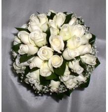 Букет свадебный № 20 цена 1400