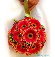 Букет свадебный № 33 цена 1700