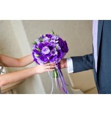 Букет свадебный 48