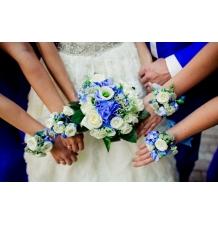 Букет свадебный 50