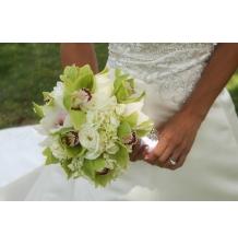 Букет свадебный 53