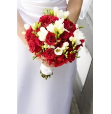 Букет свадебный 54
