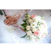 Букет свадебный 57